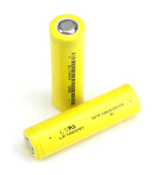 Li-IonFePo4- LiPho Zelle 1100mAh
