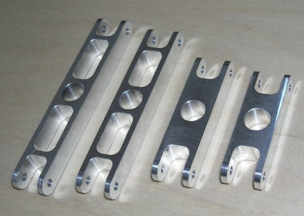 RFM Mittelteil 60mm für 12mm Welle, 12mm Blattwurzel