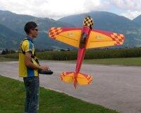GB-Models Yak 55m 1.4 gelb/rot/schwarz