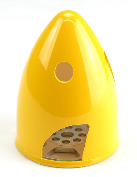Spinner in gelb für YAK 55M 1.4