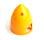 Spinner in gelb für YAK 55M 1.8