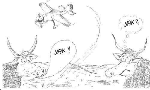 Servoset HITEC für Yak55M 1.4
