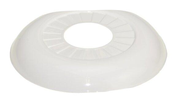 Motorblende für YAK 55M 1.4 weiß