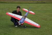 GB-Models Yak 55m 1.8 weiß/blau