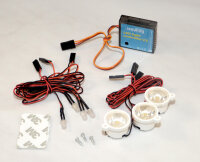 LED Licht-Set für YAK-130