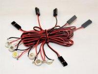 LED Licht-Set für F16 90mm
