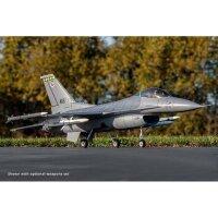 Freewing F-16 70mm V2 Jet PNP 6S UPGRADE grau