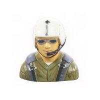 Pilotfigur für Su-35 / A-10 / A-6 / Flightline /...