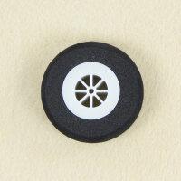 Ersatzrad 33mm x 10.5mm für 2.2mm Achse Typ B