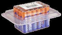 Micro-Batterie Super Alkaline 1,5 V, Typ AAA/LR03,...
