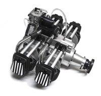 Fiala FM280-B4-FS 4-Takt Benzin Boxermotor  280ccm