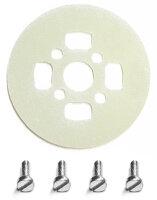 GFK Motorspant, D=45mm für AXI22xx V2