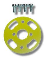 GFK Motorspant, D=30mm für AXI28xxV2 und Cyclon Motoren