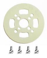 GFK Motorspant, D=45mm für AXI28xxV2 und Cyclon Motoren
