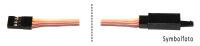 Servoverlängerungskabel  60cm (System JR)...