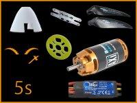 Set AXI 2835/12 mit Controller, Prop und Spinner für...