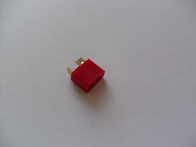 LiPo (Deans) T-Buchse 50A / gold
