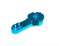 Alu Servoarm blau 23 mm passend für Hitec Servos