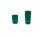 Sender Schalterkappen - grün (1x kurz, 1x lang)