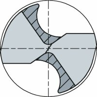 1,0 mm MAYKESTAG Spiralbohrer DIN338RN HSS-Co5...
