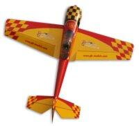 GB-Models Yak 55m 2.2 gelb/rot