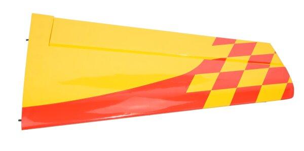 Fläche in rot/gelb für YAK 55M 2.2 links