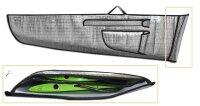 Tragflächentasche für Stingray 2,9m mit...