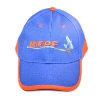 HEPF Cap Blau/Orange one size