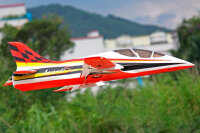 Freewing Avanti S 80mm - Racing Rot - 6S - DELUXE VERSION...