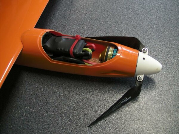 Axi Antrieb für Mini Hawk für 3s Lipo