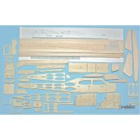 "ROBBE CHARTER CLASSIC LASER CUT HOLZBAUSATZ ""MADE IN..."