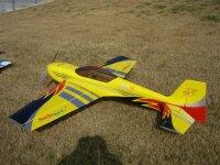 Höhenruder rechts für Katana 120S Gelb