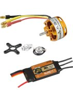 D-Power Brushless SET AL28-13 & 20A Comet Regler