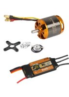 D-Power Brushless Set AL2835-10 & 20A Comet Regler