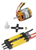 D-Power Brushless Set AL 35-09 & 65A URANUS Regler