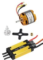 D-Power Brushless Set AL 35-15 & 45A URANUS Regler