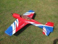 Sebart Su 29S 50E V2 rot/blau Fertigmodell 154cm