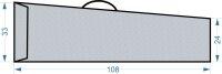 Tragflächentasche Universal 2m Segler