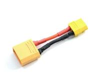 Adapter XT90 Stecker <-> XT-60 Buchse