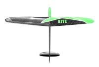 Kite CFK DLG/F3K Grün 1500mm inkl. Schutztaschen