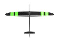 Kite CFK DLG/F3K Weiss/Grün 1500mm inkl. Schutztaschen