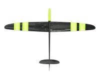 Kite CFK DLG/F3K Gelb Cloud 1500mm inkl. Schutztaschen