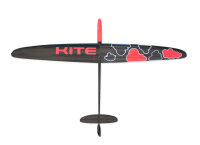 Kite CFK DLG/F3K Pink Cloud 1500mm inkl. Schutztaschen