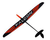 Falcon PNP F3K/DLG full CFK - Regular Rot