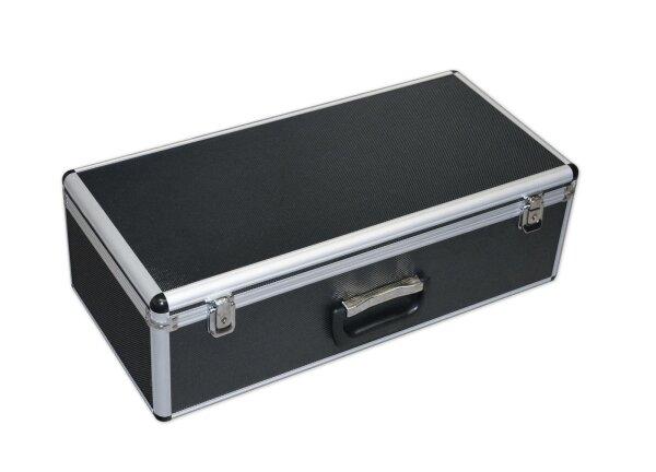 Alu-Koffer mit Schaumgummi verkleidet