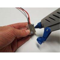 CNC Giessform Alu MPX Stecker 6-POL 90°