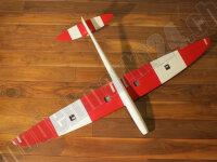 Rumpf RCRCM E-Sunbird CFK Weiss