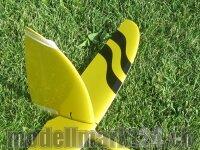 Ersatz HLW Links RCRCM E-Tomcat oder Tomcat CFK Gelb