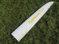 Flügel Rechts RCRCM Typhoon Plus CFK Weiss/Gelb