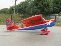 Pilot RC Decathlon 107 rot-blau-weis (CH3)